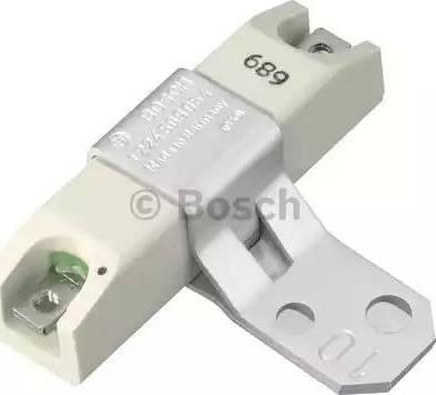 BOSCH 1 224 509 054 - Rezystor szeregowy, układ zapłonowy intermotor-polska.com