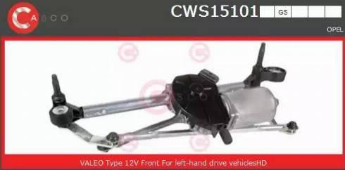 Casco CWS15101GS - Czyszczenie szyb intermotor-polska.com