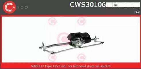 Casco CWS30106GS - Czyszczenie szyb intermotor-polska.com