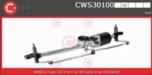 Casco CWS30100GS - Czyszczenie szyb intermotor-polska.com