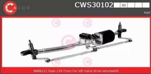 Casco CWS30102GS - Czyszczenie szyb intermotor-polska.com