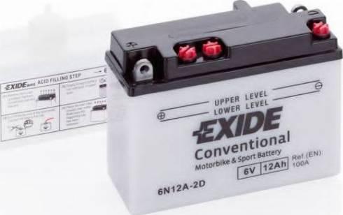CENTRA 6N12A-2D - Akumulator intermotor-polska.com
