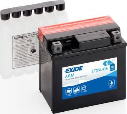 CENTRA ETX5L-BS - Akumulator intermotor-polska.com