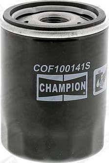 Champion COF100141S - Filtr oleju intermotor-polska.com