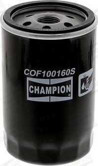 Champion COF100160S - Filtr oleju intermotor-polska.com