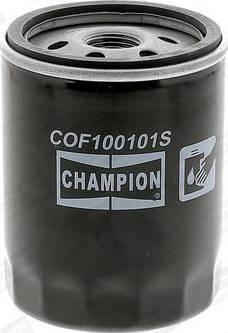Champion COF100101S - Filtr oleju intermotor-polska.com