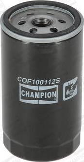Champion COF100112S - Filtr oleju intermotor-polska.com