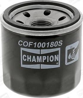 Champion COF100180S - Filtr oleju intermotor-polska.com