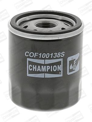 Champion COF100138S - Filtr oleju intermotor-polska.com