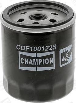 Champion COF100122S - Filtr oleju intermotor-polska.com
