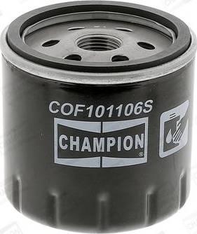 Champion COF101106S - Filtr oleju intermotor-polska.com