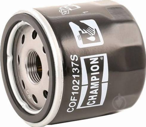 Champion COF102137S - Filtr oleju intermotor-polska.com