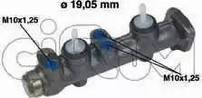 Cifam 202-009 - Pompa hamulcowa intermotor-polska.com