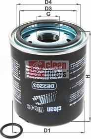 Clean Filters DE2203 - Wkład osuszacza powietrza, instalacja pneumatyczna intermotor-polska.com