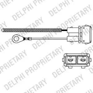 Delphi ES10998-12B1 - Sonda lambda intermotor-polska.com