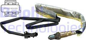 Delphi ES20635-12B1 - Sonda lambda intermotor-polska.com