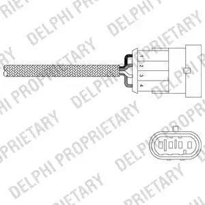 Delphi ES20302-12B1 - Sonda lambda intermotor-polska.com