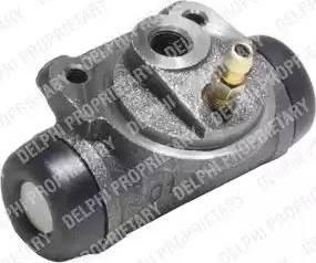 Delphi LW49040 - Cylinderek hamulcowy intermotor-polska.com