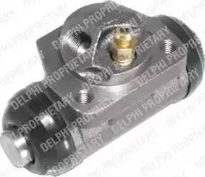 Delphi LW36029 - Cylinderek hamulcowy intermotor-polska.com