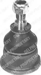 Delphi TC284 - Przegub mocujący / prowadzący intermotor-polska.com