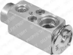 Delphi TSP0585026 - Zawór rozprężny, klimatyzacja intermotor-polska.com
