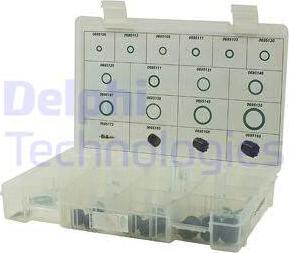 Delphi TSP0695001 - Zestaw naprawczy, klimatyzacja intermotor-polska.com