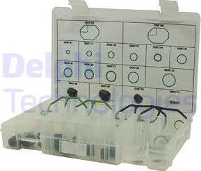 Delphi TSP0695003 - Zestaw naprawczy, klimatyzacja intermotor-polska.com