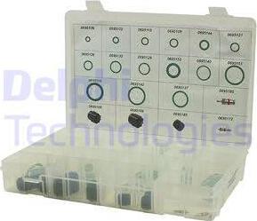 Delphi TSP0695013 - Zestaw naprawczy, klimatyzacja intermotor-polska.com