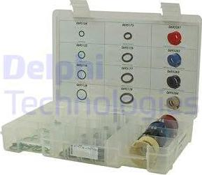 Delphi TSP0695023 - Zestaw naprawczy, klimatyzacja intermotor-polska.com