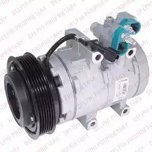 Delphi TSP0159480 - Kompresor, klimatyzacja intermotor-polska.com