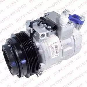 Delphi TSP0159083 - Kompresor, klimatyzacja intermotor-polska.com