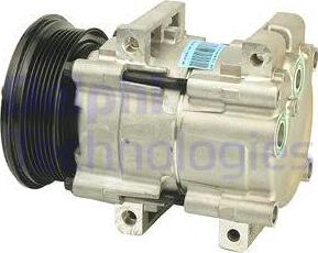 Delphi TSP0159103 - Kompresor, klimatyzacja intermotor-polska.com