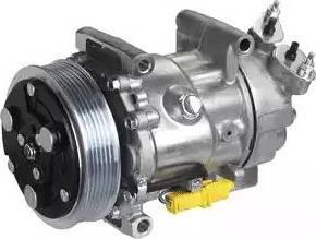 Delphi TSP0159851 - Kompresor, klimatyzacja intermotor-polska.com
