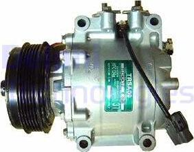 Delphi TSP0159861 - Kompresor, klimatyzacja intermotor-polska.com
