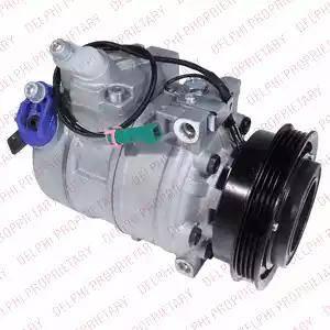 Delphi TSP0159315 - Kompresor, klimatyzacja intermotor-polska.com