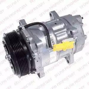 Delphi TSP0159337 - Kompresor, klimatyzacja intermotor-polska.com