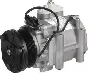 Delphi TSP0159376 - Kompresor, klimatyzacja intermotor-polska.com