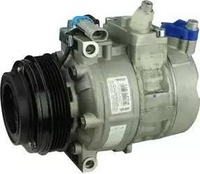 Delphi TSP0159267 - Kompresor, klimatyzacja intermotor-polska.com