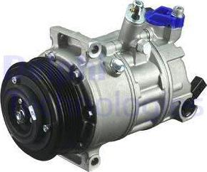 Delphi TSP0155999 - Kompresor, klimatyzacja intermotor-polska.com