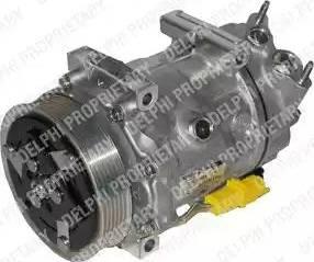 Delphi TSP0155474 - Kompresor, klimatyzacja intermotor-polska.com