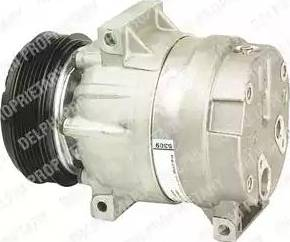 Delphi TSP0155023 - Kompresor, klimatyzacja intermotor-polska.com
