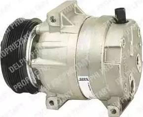 Delphi TSP0155138 - Kompresor, klimatyzacja intermotor-polska.com