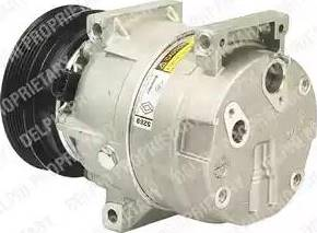 Delphi TSP0155137 - Kompresor, klimatyzacja intermotor-polska.com