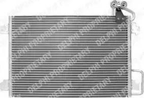 Delphi TSP0225466 - Skraplacz, klimatyzacja intermotor-polska.com