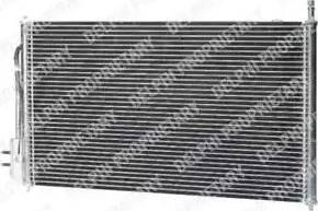 Delphi TSP0225460 - Skraplacz, klimatyzacja intermotor-polska.com