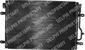 Delphi TSP0225406 - Skraplacz, klimatyzacja intermotor-polska.com