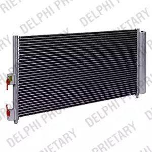 Delphi TSP0225593 - Skraplacz, klimatyzacja intermotor-polska.com