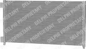 Delphi TSP0225500 - Skraplacz, klimatyzacja intermotor-polska.com