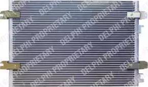 Delphi TSP0225510 - Skraplacz, klimatyzacja intermotor-polska.com