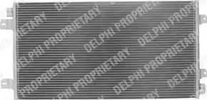 Delphi TSP0225534 - Skraplacz, klimatyzacja intermotor-polska.com